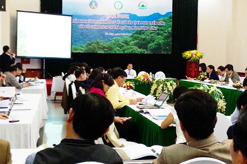 Phấn đấu thu đạt 1.307 tỷ đồng từ bảo vệ và phát triển rừng